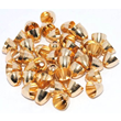 Coneheads - Guld - 5,0mm - 50st